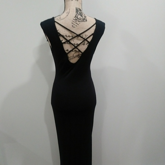 Rolla Coster Dresses & Skirts - Brand New. Never worn.Black fitted maxi dress